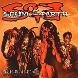 Blah...Blah...Blah..Love Songs by Scum Of The Earth [Music CD]