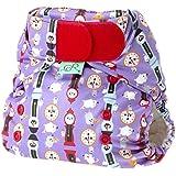 Tots Bots 8-35 lb Stretchy Wrap Hickory Print