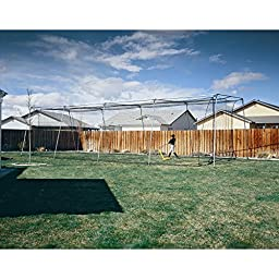ATEC Backyard Cage 40 Foot Net & Install Kit
