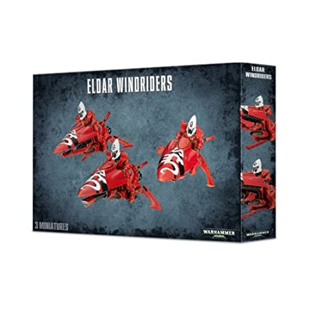 Eldar Windriders 46-06 - Warhammer 40,000