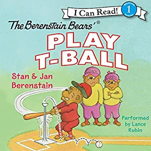 The Berenstain Bears Play T-Ball Audiobook