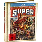 "Super - Shut Up, Crime! - Mediabook Edition  (+ DVD) [Blu-ray]von ""Kevin Bacon"""