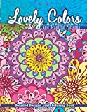 Lovely Colors & Beautiful Patterns Detailed Designs Adult Coloring Boo: Volume 13 (Beautiful Patterns & Designs Adult Coloring Books)