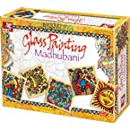 TOY KRAFT GLASS PAINTING MADHUBANI