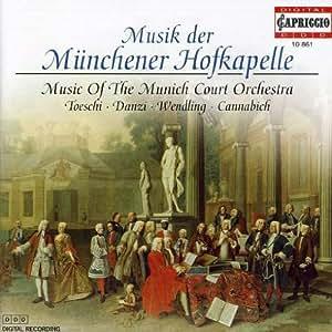 Toeschi C.J.: Symphony in D M
