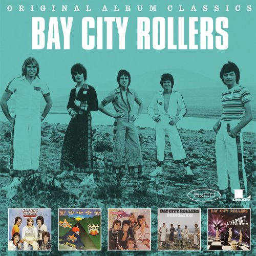 Bay City Rollers - Original Album Classics