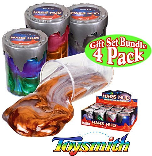 toysmith-mars-mud-slime-putty-complete-gift-set-party-bundle-4-pack