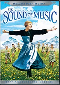 The Sound of Music (45th Anniversary Edition) (Two-Disc DVD/Blu-ray Combo in DVD Packaging) $11.99