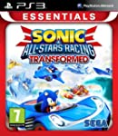 Sonic & All-Stars Racing: Transformed...