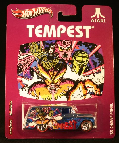 Hot Wheels Nostalgia 1/64- Atari Tempest - 1