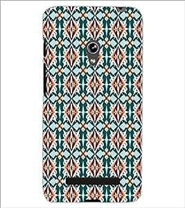 ASUS ZENFONE 5 PATTERN Designer Back Cover Case By PRINTSWAG
