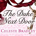 The Duke Next Door: Heiress Brides, Book 2 (       UNABRIDGED) by Celeste Bradley Narrated by Susan Ericksen