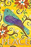 Toland Home Garden Bird of Peace 28 x 40-Inch Decorative USA-Produced House Flag