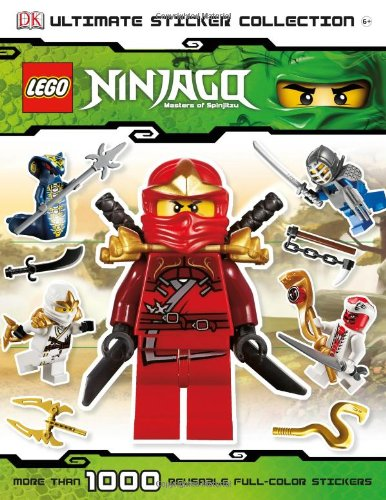 Lego Ninjago (Ultimate Sticker Collections)