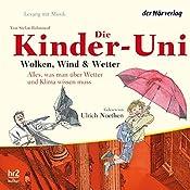 Wolken, Wind und Wetter (Die Kinder-Uni) | Stefan Rahmstorf