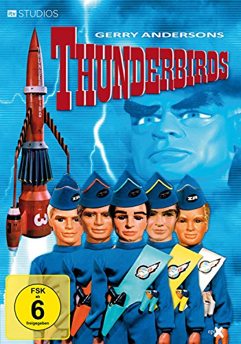 Thunderbirds [10 DVDs]