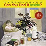 Can You Find It Inside?: Search and Discover for Young Art Lovers