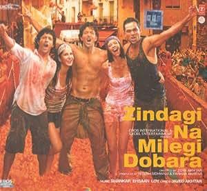 Zindagi Na Milegi Dobara Bollywood CD Soundtrack
