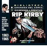 Rip Kirby nº11/12: 1963-1965 (Cómics Clásicos)