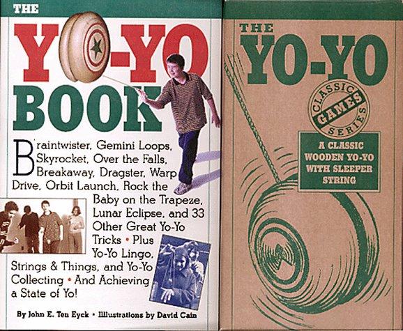 The Yo-Yo Book & the Yo-Yo (Classic Games)