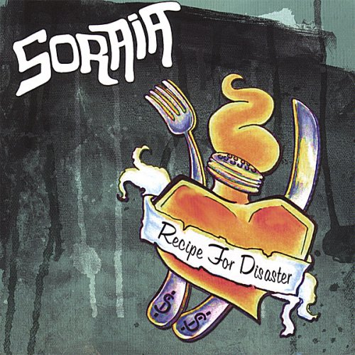 Soraia - Recipe for Disaster (EP) - Zortam Music