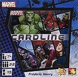 Asmodee Editions cardline Marvel-Juego de cartas (Multicolor)