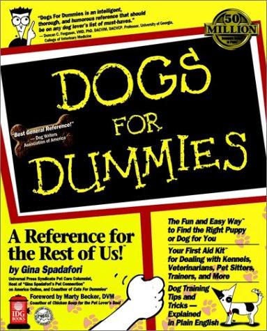 Dogs for Dummies, Gina Spadafori