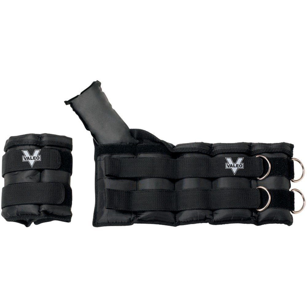Ankle Weights Black Ankle/wrist Weights