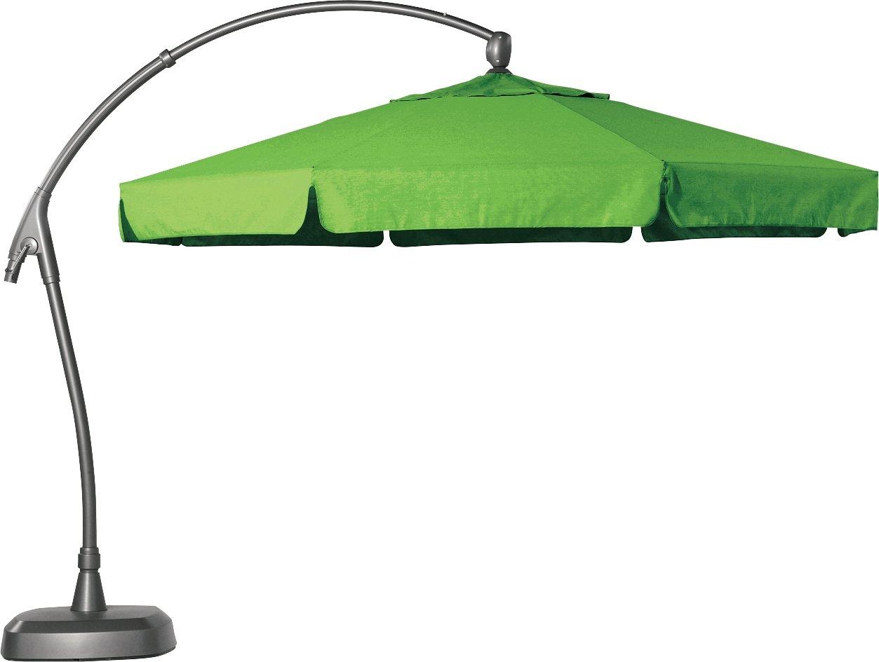Hartman Alu Ampelschirm 350 cm Scope hell grün Sonnenschirm Sonnenschutz Alu Textil Parasol jetzt kaufen