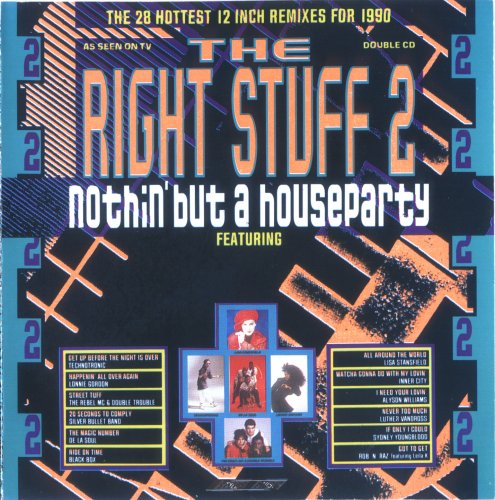 (63) - The Right Stuff 2: Nothin