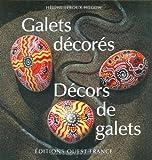echange, troc Hélène Leroux-Hugon - Galets décorés, décors de galets