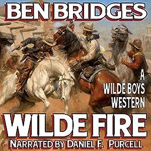 Wilde Fire Audiobook