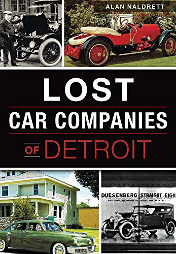 Download Lost Car Companies of Detroit