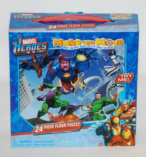 61CFxE7B65L Cheap  Marvel Villains Make Em Move Puzzle