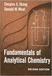 Download Fundamentals of Analytical Chemistry Pdf Ebook