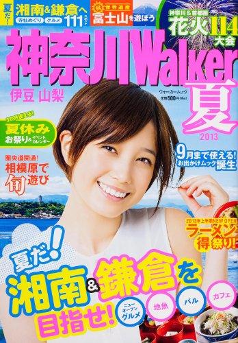 ウォーカームック  61804‐59  神奈川Walker2013夏 (ウォーカームック 355)