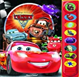 img - for Disney Pixar Cars 2 (Play-a-Sound book) book / textbook / text book