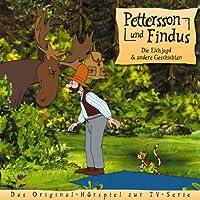 Die Elchjagd und andere Geschichten (Pettersson und Findus 4) Hörbuch