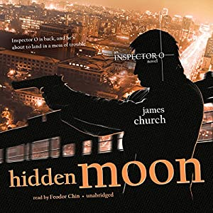 Hidden Moon Audiobook
