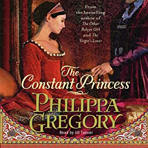 Constant Princess | [Philippa Gregory]