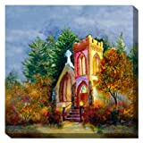 West of the Wind All-Weather Art Print, 24-Inch, Vespers