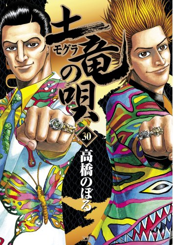 土竜(モグラ)の唄 30 (ヤングサンデーコミックス)
