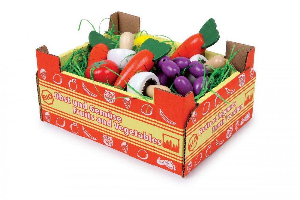 Legler - Stiege mit Gemüse