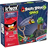 K'nex Angry Birds Space-Cosmic Bubbles Vs. Medium Minion Pig