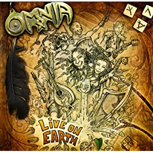 CD-Rezension: Omnia – Live On Earth