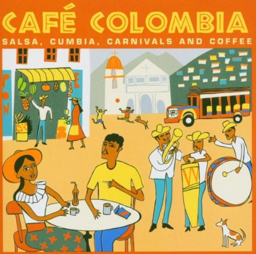 CAFE COLOMBIA CD
