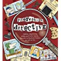 Profession d�tective : Indices, empreintes, alibis, portraits-robots... R�veille le Sherlock Holmes qui est en toi