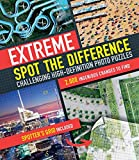 Extreme spot the difference: Challenging High-definition Photo Puzzles