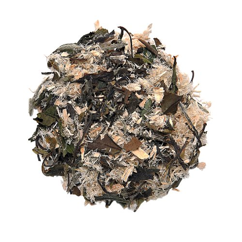 Organic Slippery Elm White Tea - 2Oz