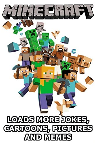 MINECRAFT: MAMMOTH SIZED FUNNY JOKES, PICTURES, CARTOONS AND MEMES BOOK